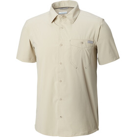 Columbia Triple Canyon Solid t-shirt Heren beige
